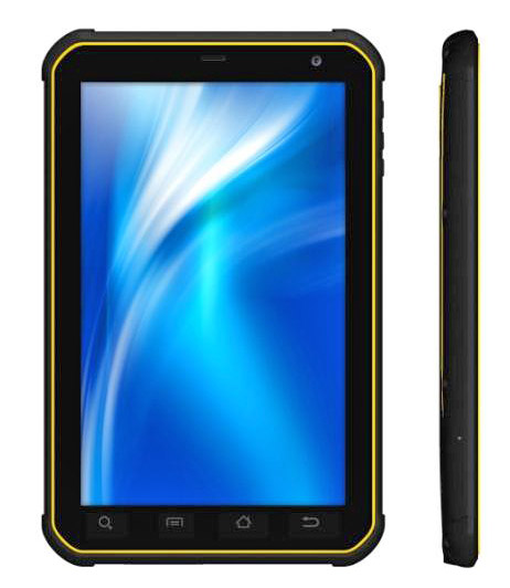 8 inch Qualcomm MSM8612 Android 3G Rugged Tablet PC computer P200