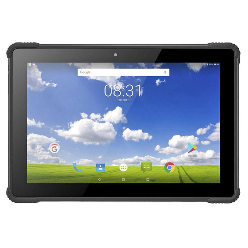 HiDON 10.1 inch Android 10.0 2G+32G 4G LTE Android Education Tablet IP54 Semi-rugged Tablet PC Computer