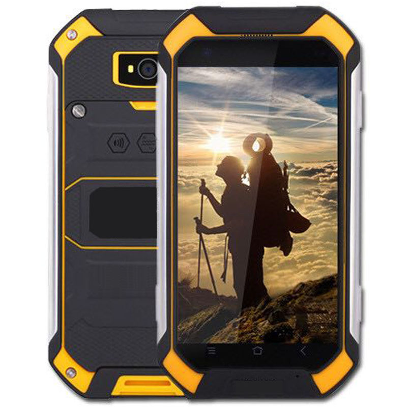 Cheapest Factory 4.5 inch Android 5.1 rugged phone 1+8 waterproof smartphone 3G Mobile phone IP65 phone