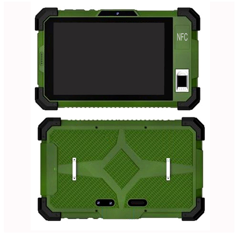 Cheapest 7 inch android RFID NFC fingerprint rugged tablets rugged tablet pc computer HR735 - Click Image to Close