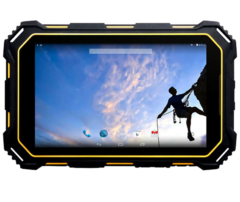 "Cheapest 7"" 7inch MTK8382 NFC IP68 waterproof Rugged android Tablet PC Computer HR933"