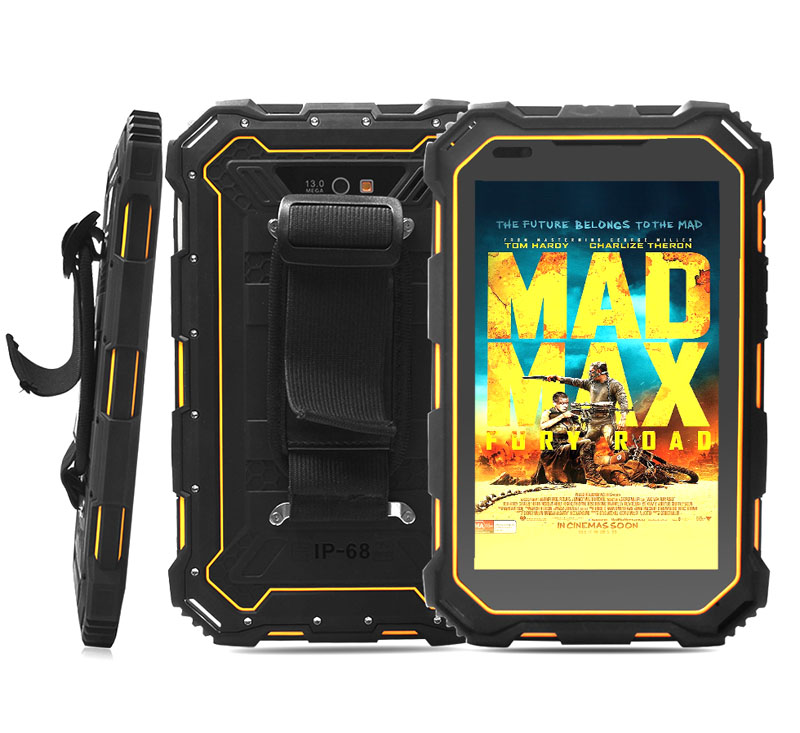 "Cheapest 7"" 7inch IP68 NFC Rugged android waterproof Tablets waterproof tablet PC Computer - Click Image to Close"