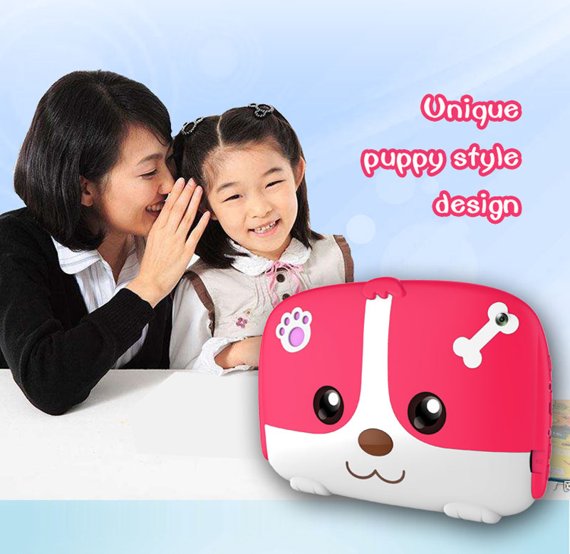 Hot Sale Kids Learning Tablet Quad-core Android 9 Tablet Children 7 inch Touch Screen Kids Education Tablet