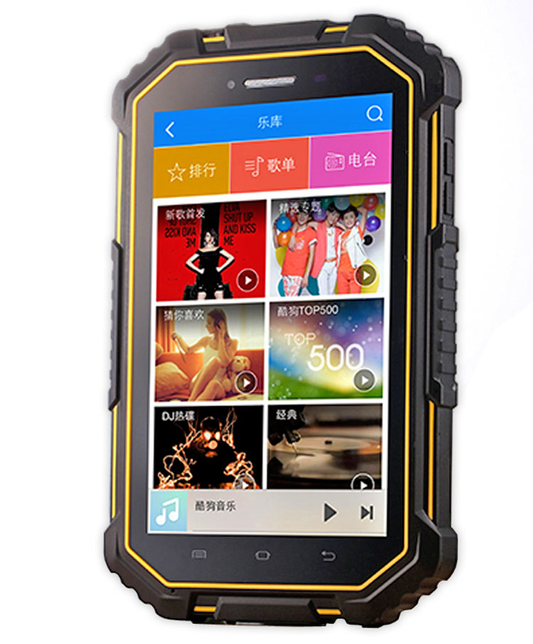 Cheap 7 inch Android NFC 4G Rugged Tablets PC or 4G rugged tablet pc HV2B